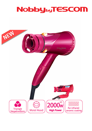 NTID92 Negative Ions Hair Dryer 2000 watts